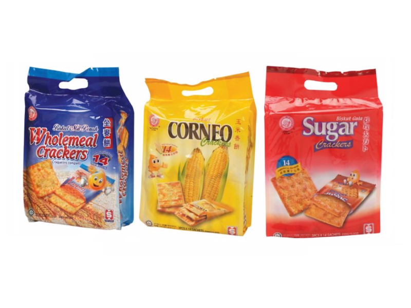 Hup Seng Convenient Pack Biscuits