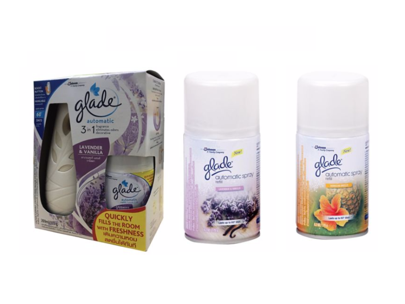 Glade Automatic Spray