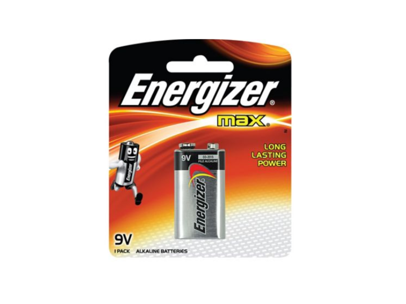 Energizer Max LR61 9V Battery