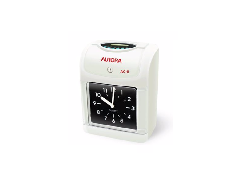 Aurora AC-8 Time Recorder