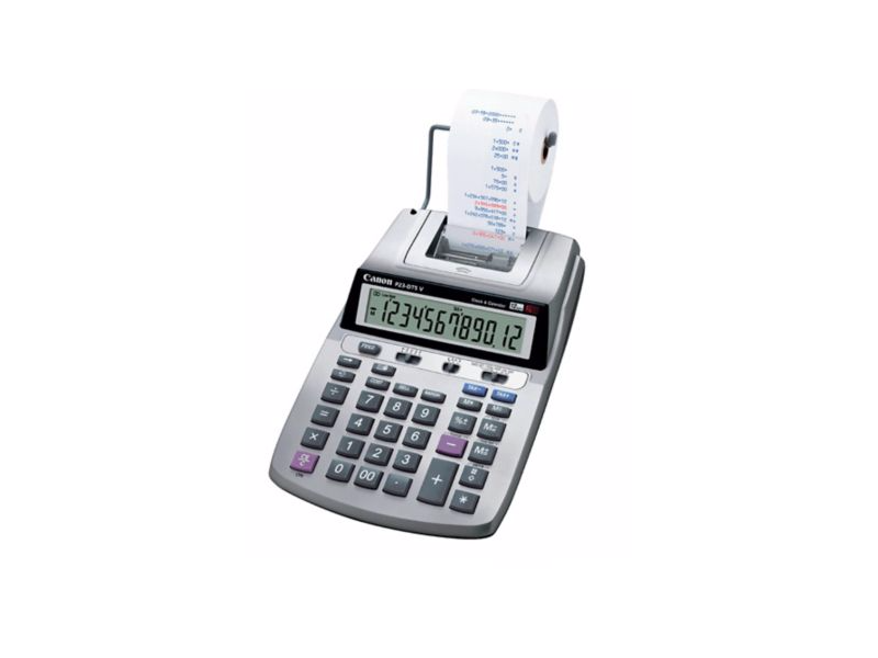 Canon P23-DTSC Printer Calculator