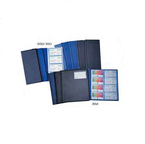 PVC Business Card Album