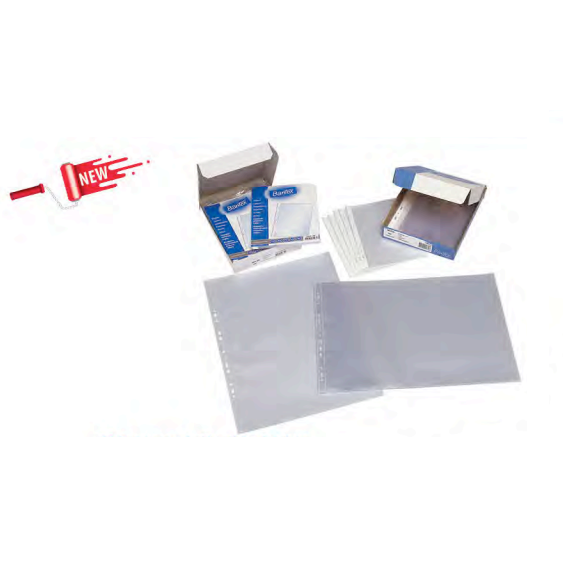 PP Documents Sheet Protectors