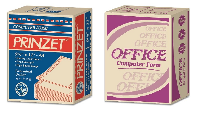 Prinzet & Office 2 Ply A4 NCR
