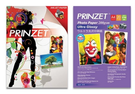PRINZET Ultra Glossy ( Resin Coated )