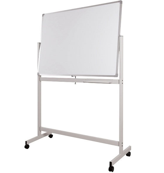 WRITEBEST MOBILE DOUBLE SIDED WHITE BOARD