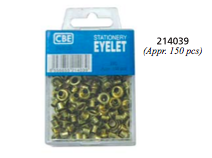 CBE STATIONERY EYELET