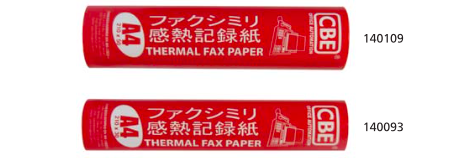 CBE THERMAL FAX PAPER