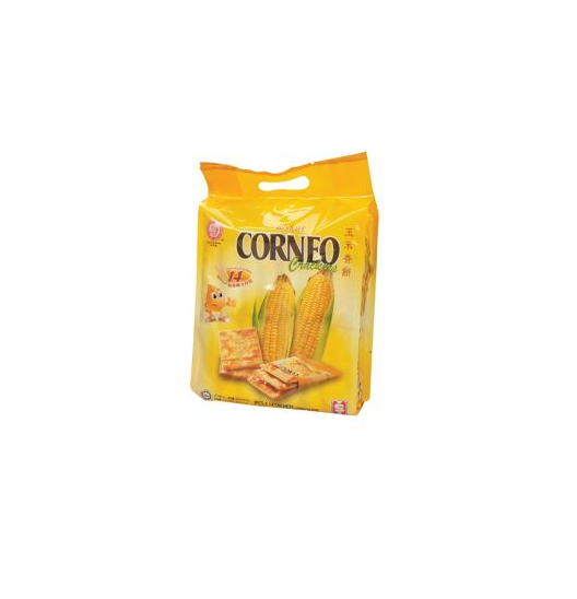Hup Seng Convenient Pack Biscuits Corneo corn