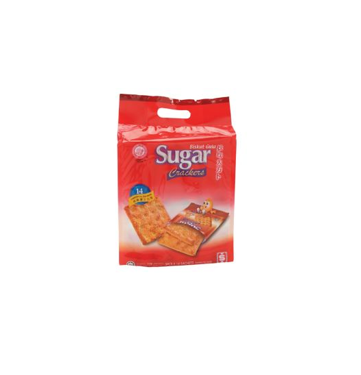 Hup Seng Convenient Pack Biscuits sugar