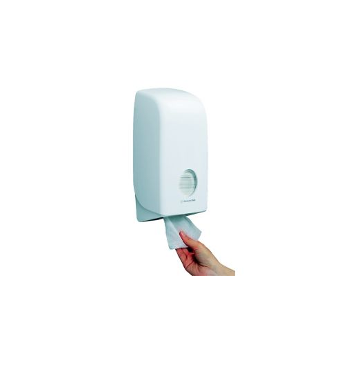 Aquarius Bathroom Tissue Dispenser