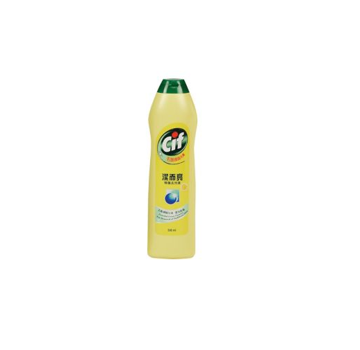 Cif Cream Cleanser Lemon