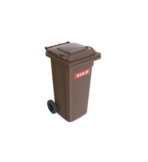 Sulo Wheeled Container Brown