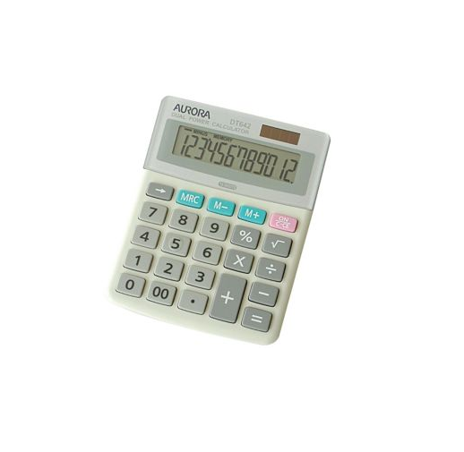 Aurora DT642 Calculator