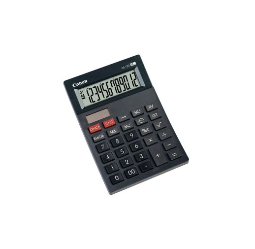 Canon AS-120 Calculator