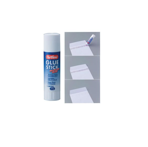 Artline Disappearing Glue Stick 25g