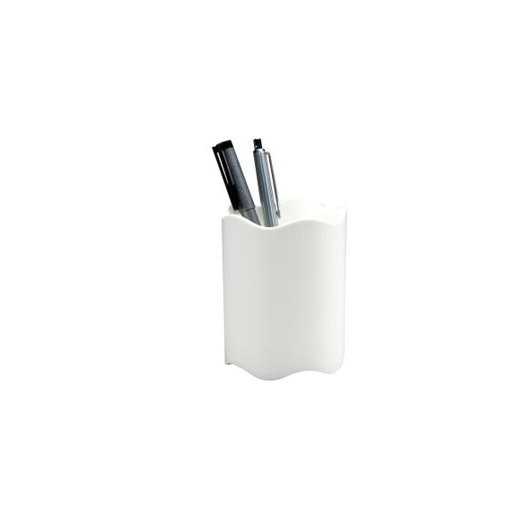 Durable Pen Cup White