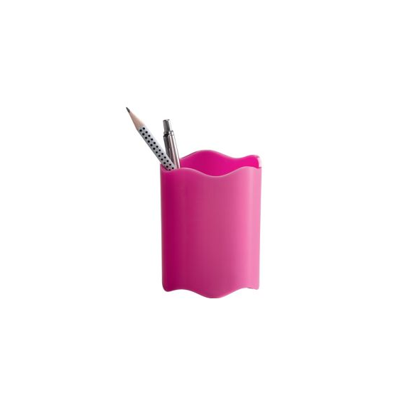 Durable Pen Cup Pink
