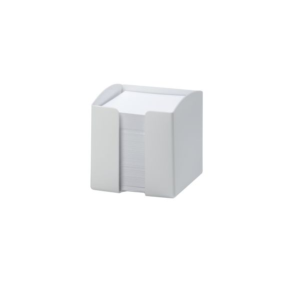 Durable Note Box White