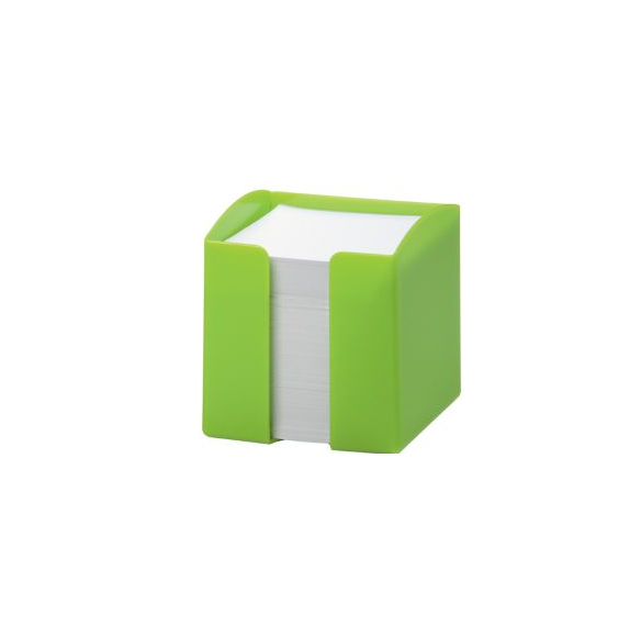 Durable Note Box Green