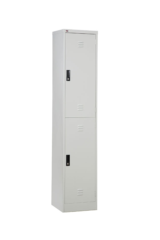 GY302 2 COMPARTMENT LOCKER