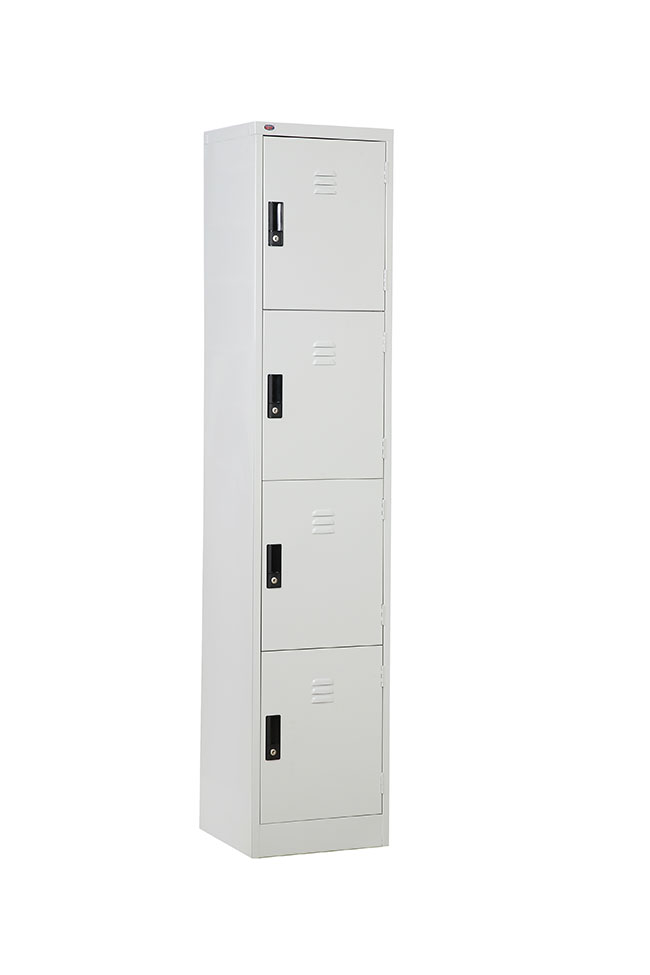 GY304 4 COMPARTMENT LOCKER